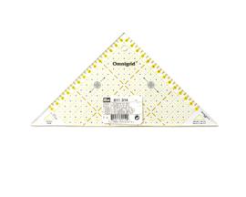 Driehoek Lineaal 15 cm 611.314