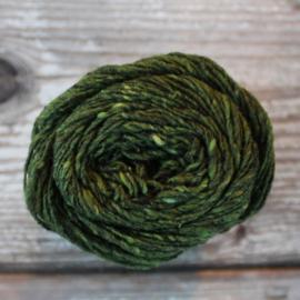 Donegal Tweed - kleur 98 donker groen