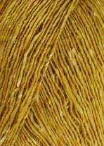 Donegal Tweed - kleur 11 okergeel