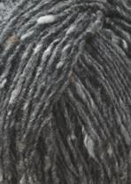 Donegal Tweed - kleur 05 donkergrijs
