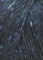 Donegal Tweed - kleur 25 marine blauw