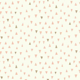 Doodle Days - Triangles Pink