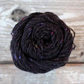 Donegal Tweed - kleur 90 donker paars