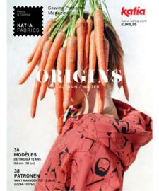 tijdschrift Origins, winter 2020/2021