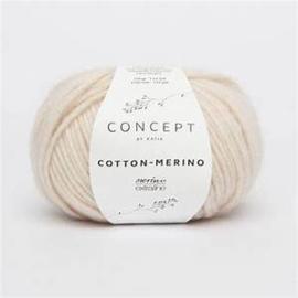Cotton merino - kleur 101