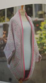 Tapestry gehaakt vest