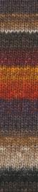 Silk Garden socks  - colour 349