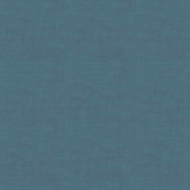 Linen Texture - Denim Blue
