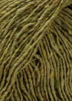 Donegal Tweed - kleur 199 mosterd