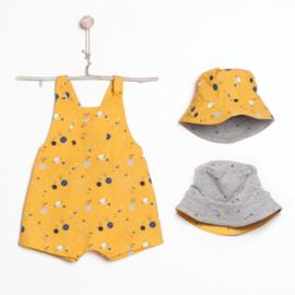 Katia Fabrics - Tuinpakje en muts