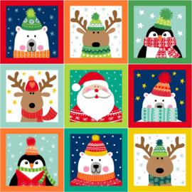 Christmas 2017 - Novelty advent panel