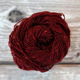 Donegal Tweed - kleur 60 rood