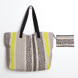 Katia Fabrics - Vierkante tas en clutch