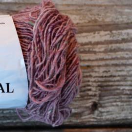 Donegal Tweed - kleur 19 roze