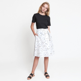 Katia Fabrics - Uitlopende rok en tulband