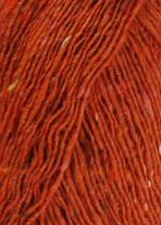 Donegal Tweed - kleur 59 oranje