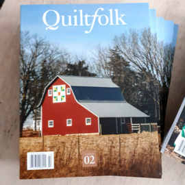 Quiltfolk Magazine Issue 02 Iowa