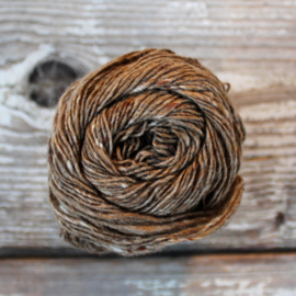 Donegal Tweed - kleur 39 licht bruin