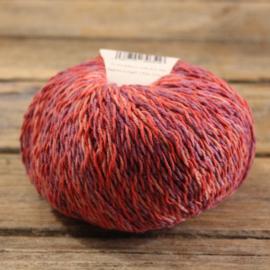 Rowan Summerspun - kleur 125 paars rood