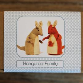 Vilt Pakket - Kangaroo Family