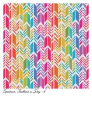Spectrum Feathers