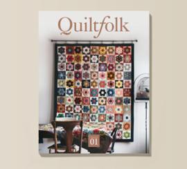 Quiltfolk Magazine Issue 01 Oregon