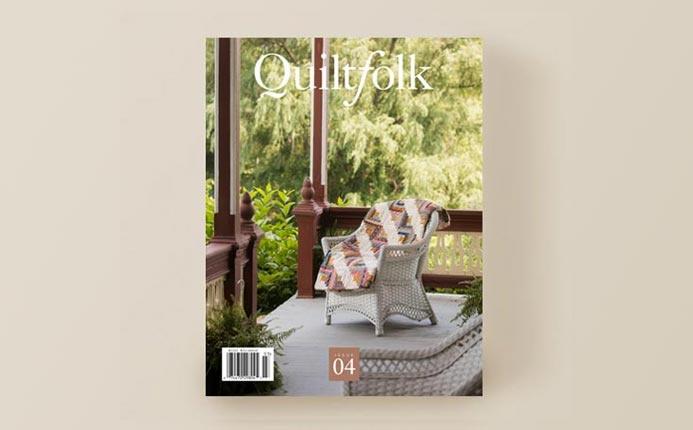 Quiltfolk Magazine Issue 04 Tennessee