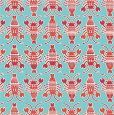 Lobster canvas