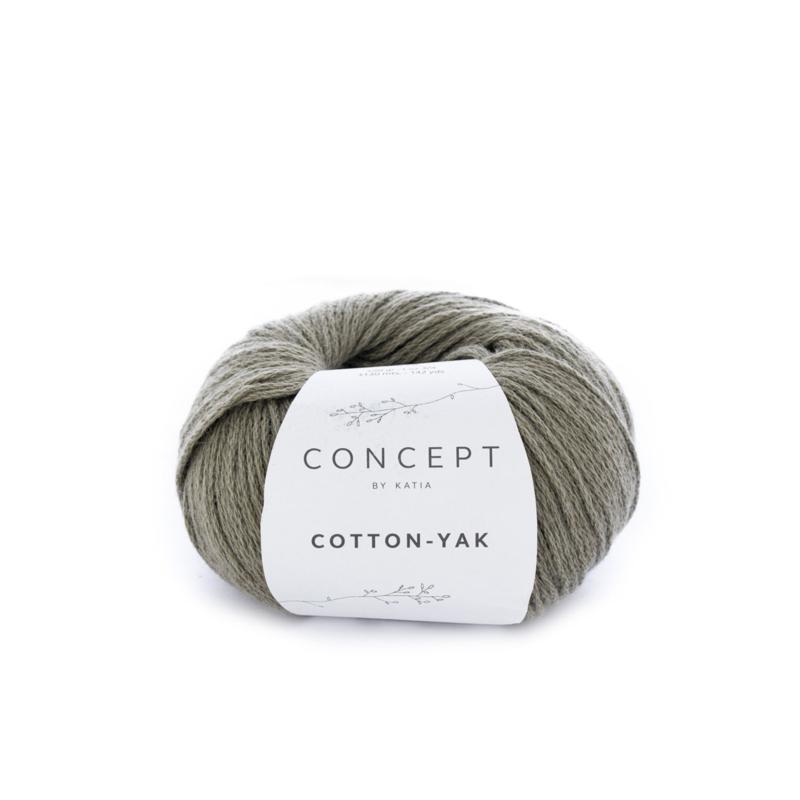 Cotton yak - kleur 107