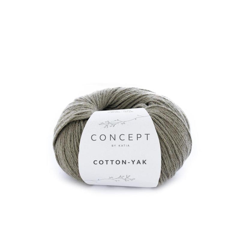 Cotton yak - kleur 111