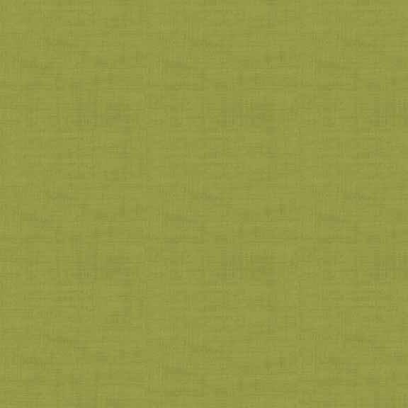 Linen Texture - Moss Green