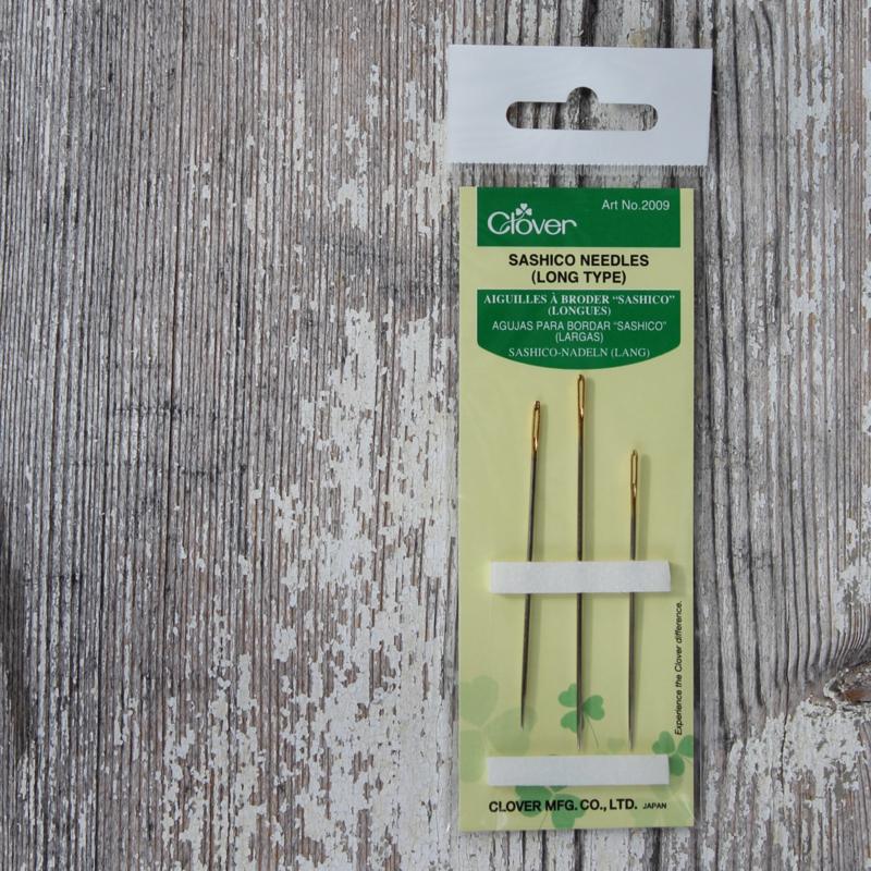 Sashico Needles Long