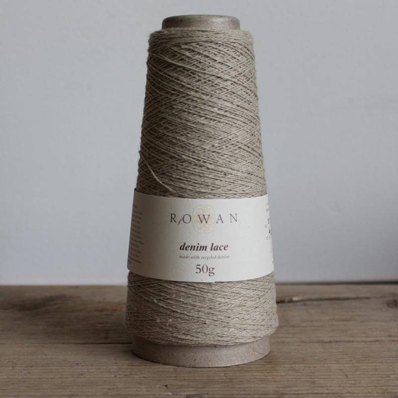 Rowan Denim Lace - kleur 01