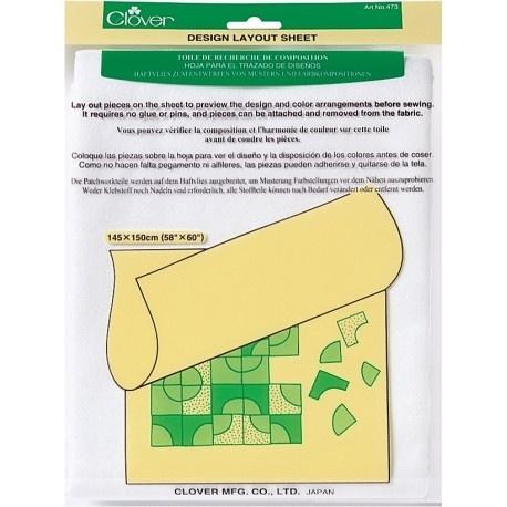 Clover Design Layout Sheet