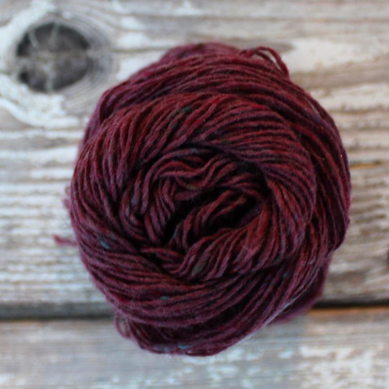 Donegal Tweed - kleur 64 braam