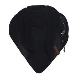 Lola omslagdoek Zwart