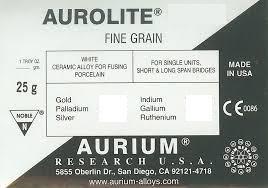 Aurolite 61