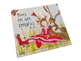 BOEK - Roos en het Rengras
