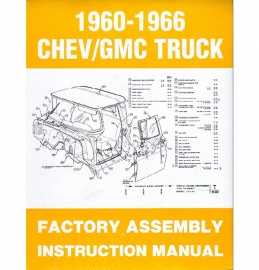 Factory Assembly Manual  1960-66
