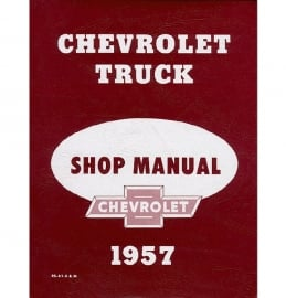 1957  Shop Manual - Chevrolet