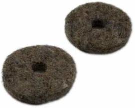 Brake & Clutch Floor Seals  1955-59