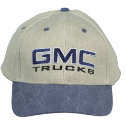 Hats  -- GMC -- Truck  Blue/Gray