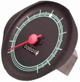 Snelheid meter,  1967-72