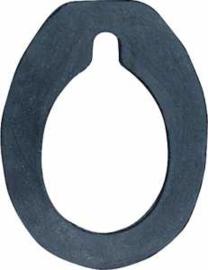 Pakking wisser ringen. 1954-55