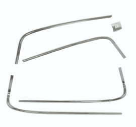 Front Molding Windshield Set  Ford Truck 1956