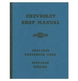 Chevrolet Shop Manual 1942-46