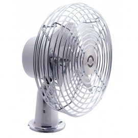 "40848.   6"" Steel Blade Fan.  12 Volt"