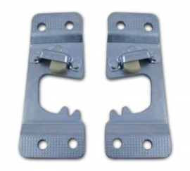 Door Striker Plates 1967-72 Chevrolet & GMC Truck