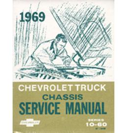 1969  Chevrolet Truck Shop Manual