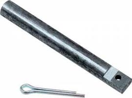 Gas pedaal pen en clip voor bevestiging 1947-57